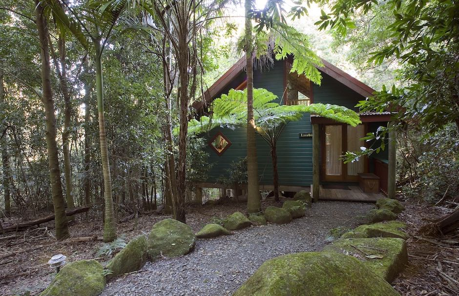 Lyrebird cottage